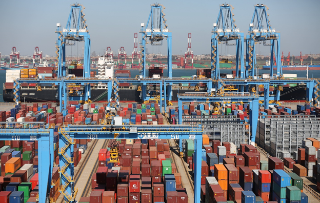 Shipping Port in China – Source Chinese Equipment with Camamach