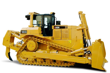 SD8N Crawler Tractor – Road Machinery for Sale