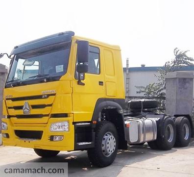 Sinotruk truck head from Camamach