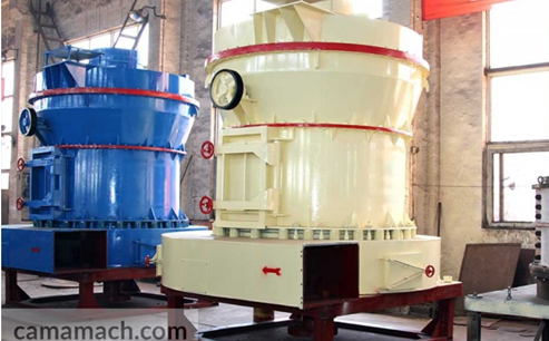 Grinding mill spare parts from Camamach