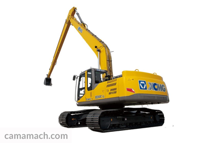 XCMG 26 Ton Long Reach Excavator- XE260CLL for sale