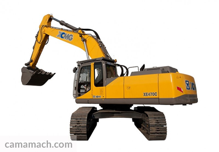 XCMG 47 Ton Large Size Excavator- XE470C for sale