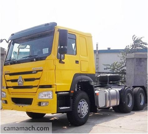 6 x 4 Truck Head by Sinotruk