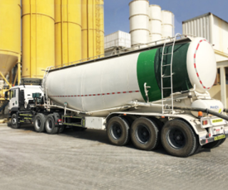50-60 CBM Cement Bulker -- Buy Cement Bulkers from Camamach.