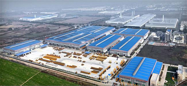 SINOMACH-HI International Equipment Co., Ltd. in Changzhou city