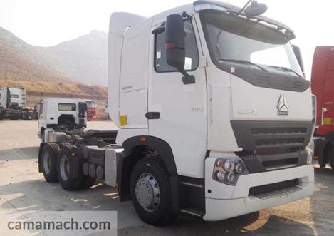 Buy truck-head by Sinotruk at Camamach
