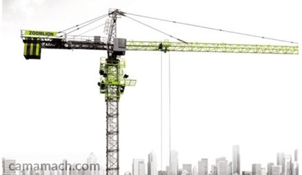 Zoomlion 5-ton 35-175m tower crane