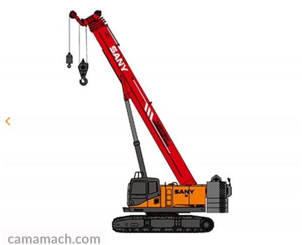 Crawler Crane for sale