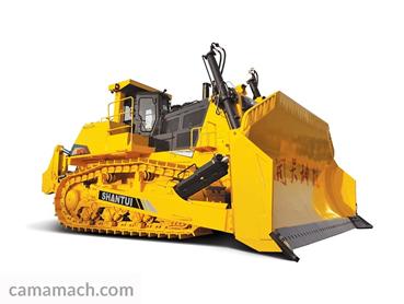 90-ton extra-large Bulldozer SD90 – Bulldozer for Sale on Camamach