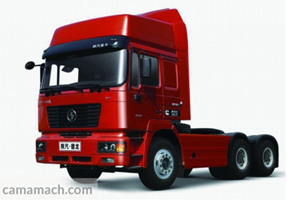 6*4 SHACMAN truck-head for Sale at Camamach