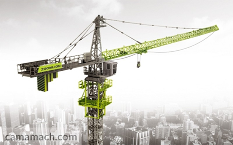 Zoomlion tower crane for sale