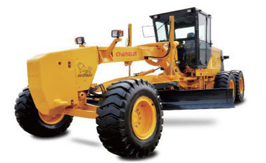Changlin 16-ton low-cost Motor Grader 719 for Sale