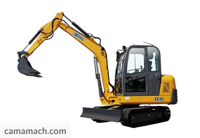 XCMG 4 Ton Mini Excavator- XE40 for sale