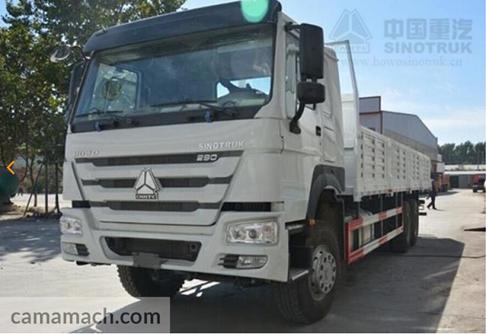 6 x 4 Cargo Truck by Sinotruk