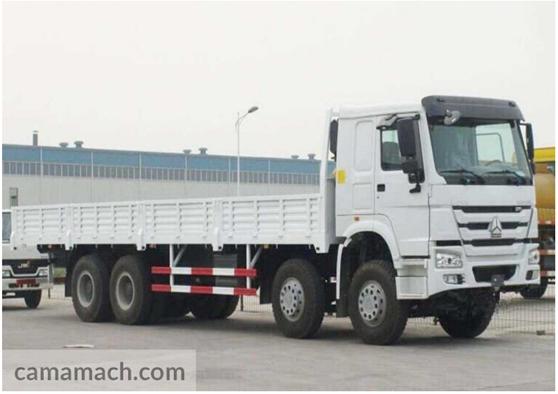 8 x 4 Cargo Truck by Sinotruk