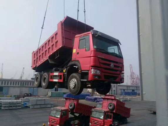 Transporting Camamach Equipment – Chinese Sourcing Agent for Machinery Equipment