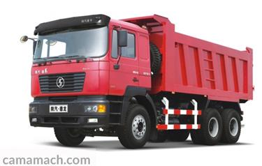 Buy 6*4 Dump Truck   Shacman