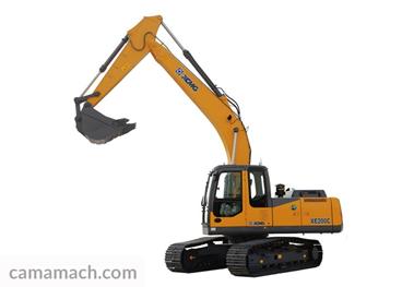 XCMG 20 Ton Medium Size Excavator- XE215C for sale