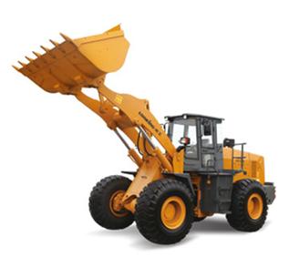 Wheel loader- Lonking LG855N for sale