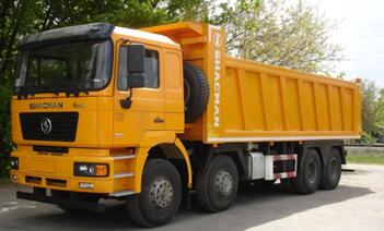 Buy 8*4 Dump Truck   Shacman