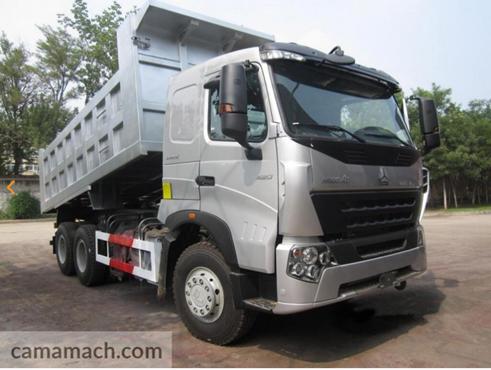 6 x 4 Dump Truck by Sinotruk
