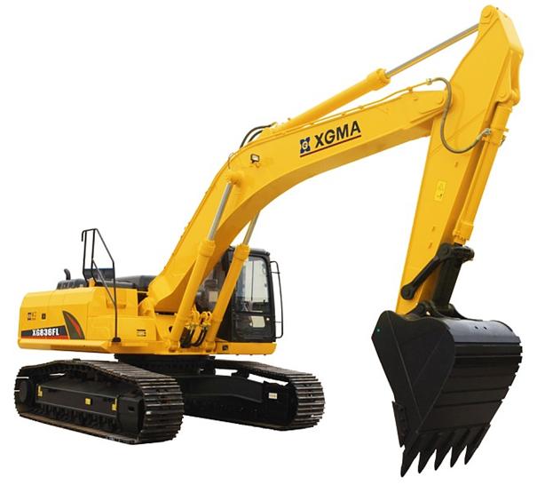 XGMA Hydraulic Excavator XG836