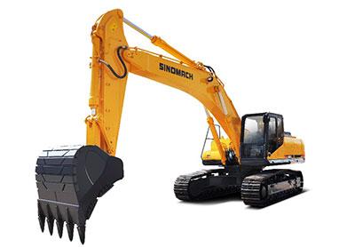 SINOMACH GE330H Hydraulic Excavator