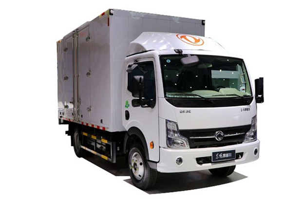 Dongfeng Electric Van Cargo Truck